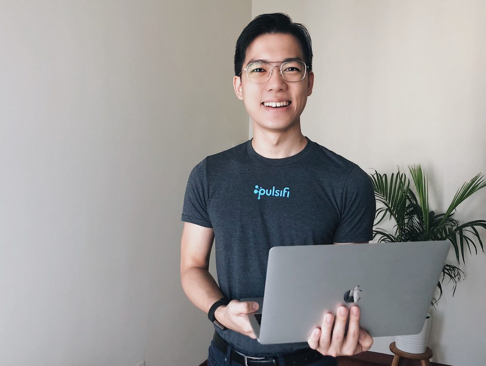 Zachary Ng, Software Engineer, Pulsifi