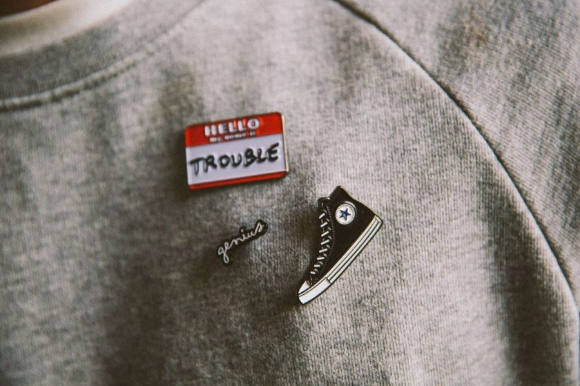 PINDEMIC Lapel Pins