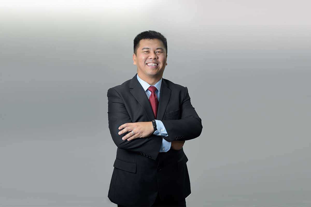 New CEO of X-mini, Hoong He Hin